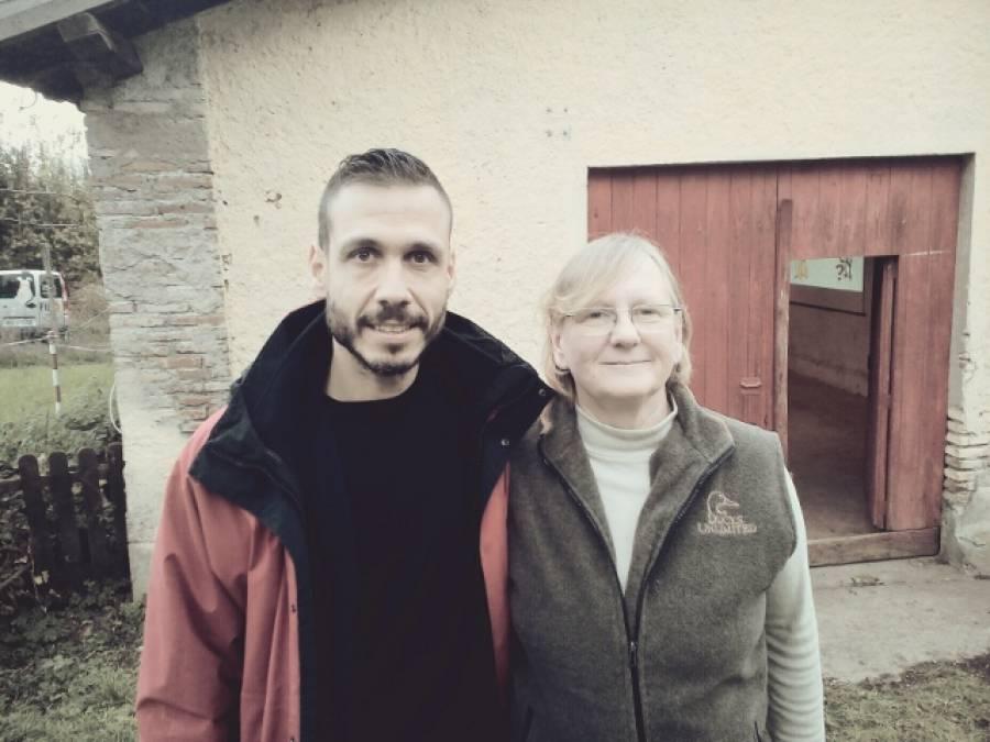 Σεμινάριο/workshop με την Αμερικανίδα Debby Kay στην Ρώμη
